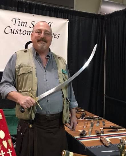 About – Tim Scholl Custom Knives